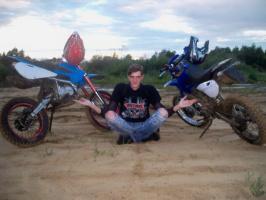 Покатушки грязевые :)