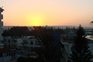 Восход солнца над Кипром
