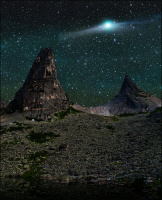 Комета Гаррарда