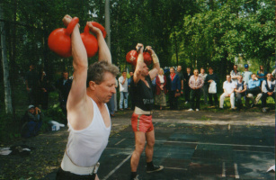Архангельск Стадион ТРУД июль 2002
