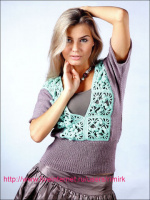 Пуловер.