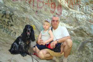Дед, внук и...внучка!