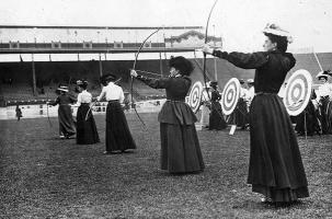 IV Летние Олимпийские игры в Лондоне, 1908 год.