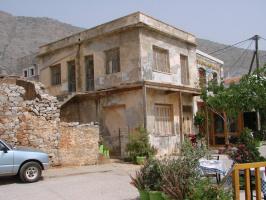 о.Крит деревня Плака