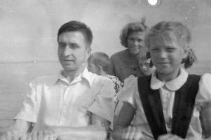 Вспоминая лето, 1957 г.