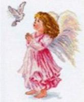 "Набор для вышивания арт.Алиса - 405 Б ""Благослови"" 18х24 см"
