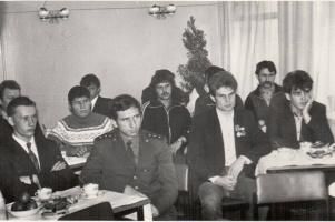 Встреча с воинами-афганцами