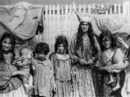 На каком языке разговаривали древние цыгане?