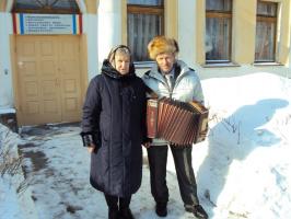 Малышева Лидия Борисовна и Петров Михаил Николаевич