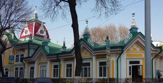 Магазин Кызыл Тан