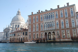 Венеция.Большой канал.