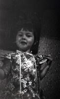 Моя дочечка в 2,5 года. Лето 1979 года.