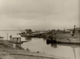 Родинка и её берега. 1962 год.