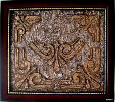 Орнамент (рельеф, роспись)