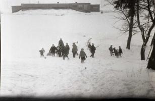 1987 год. Зимние выходные с классом.