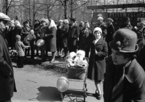 1 Мая 1978 года. На площади.