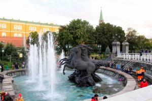 У фонтана, 24.09.16