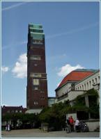 Свадебная башня-символ колонии художников.(г.Дармшадт)