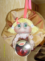 кукла попик