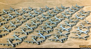 Кладбище самолётов ВВС США