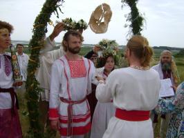 Славянская свадьба 4