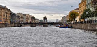 Осень в Питере...