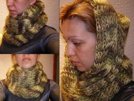 шарф 8. 2 метра.