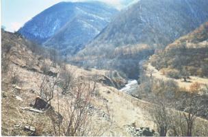 Ущелье, Чечня