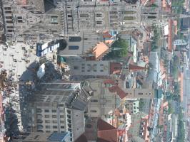 Крыши Мюнхена.