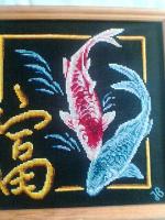 Карпы- символ богатства