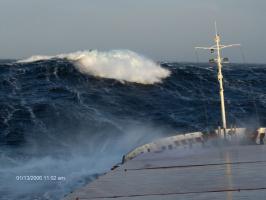 Наперекор Атлантике...