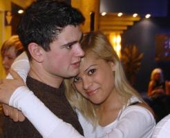 Роб Баретто и Аня Лекс