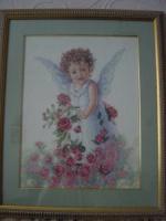 Ангел розовых лепестков