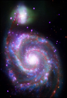 Галактика V 51 ( дальность - 60 000 000 свет.лет )