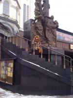 Храм на крови. Екатеринбург