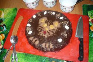 Тигро-торт