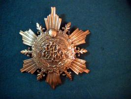 Звезда ордена Изабеллы Католички, Испания?
