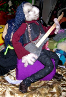 Рок-гитарист
