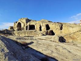 Уплисцихе-крепость бога