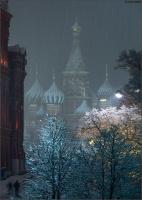Зимняя Москва