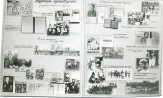 школьный музей школы №1
