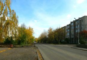 Улица ведущая к Волге - наша Советская.