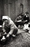Пора обедать. Май 1989 год.