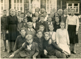 1947 г. Илья-Высоковская школа