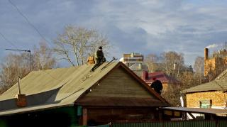 родная крыша