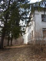 Здание роддома. 2014 на дворе.