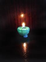 Свечи огарочек
