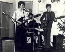 Вот они наши музыкальные мальчики