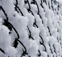 Надеюсь,поледний снег!