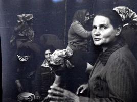 1984 год. По пути из Москвы домой в Пучеж.